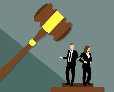 Юрист в суд
